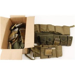 Box Lot of Military Style Ammo