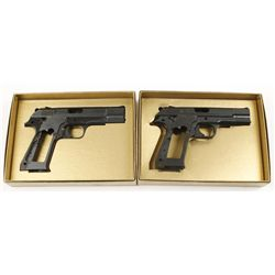 Lot of 2 MAB Parts Pistols P-15, 9mm,