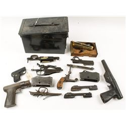 Ammo Can of Gun Parts