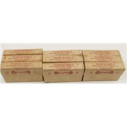 Lot of (9) Boxes .303 British Ammo