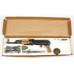 Polytech AK-47S Cal 7.62X39 SN: DF-00524
