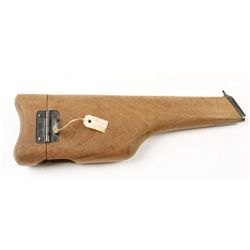 Wooden Stock