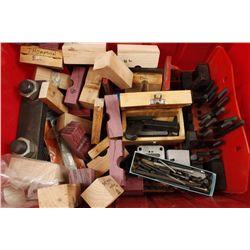 Large Box Lot of Gunsmith Tooling