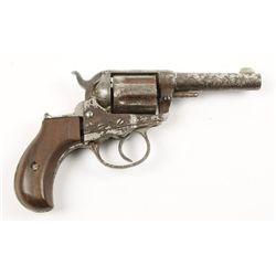 Colt Parts Revolver 1877 (lightning) Cal:.38 SN; 3