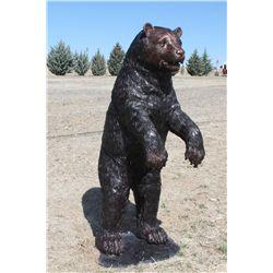 Handsome Bronze Bear