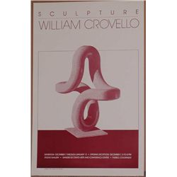 William Crovello, 1984 Pueblo Exhibition