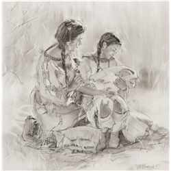 Lakota Lullaby by Riddick, R.S.