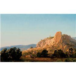 Lone Pine Mesa by Hurley, Wilson