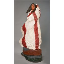 Sacagawea (First Working Model for a Monument) by Jackson, Harry