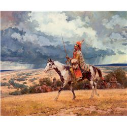 High Plains Thunder by Andersen, Roy