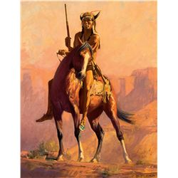Comanche Ridge by Mann, David