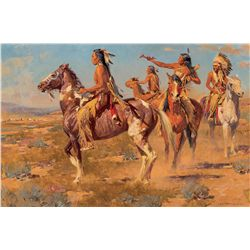 Coming of the Wagons by Mann, David