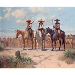 They Rode with Villa by Pummill, Robert
