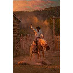 Early Morning at Cedar Ranch by Owen, Bill