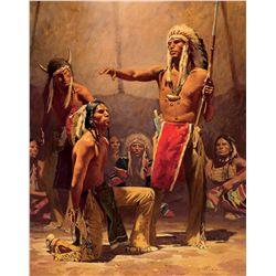 The Captive by Mann, David