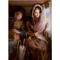 Stagecoach   by Weistling, Morgan