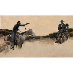 Desperado 1913 by Dunn, Harvey