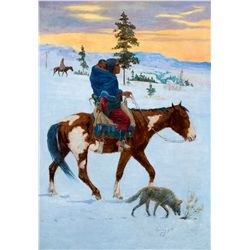 Winter Country by Gollings, William