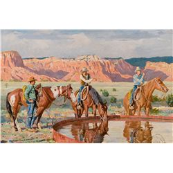 Ghost Ranch by Van Soelen, Theodore