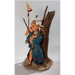 Algonquin Chief & Warrior by Jackson, Harry