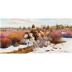 Winter's End by Clymer, John