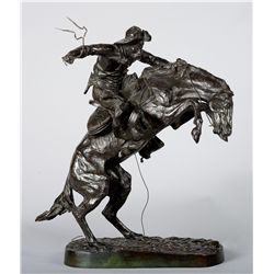 Bronco Buster by Remington, Frederic
