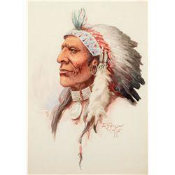 Cheyenne Brave by Paxson, E.S.