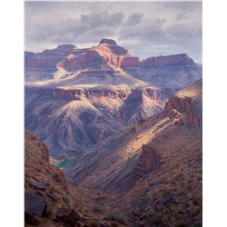 The Granite Gorge, Grand Canyon by Walters, Curt