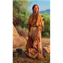 Cheyenne Sundown by Grelle, Martin