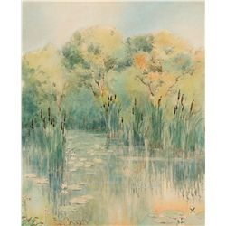 Wetlands by Benson, Frank