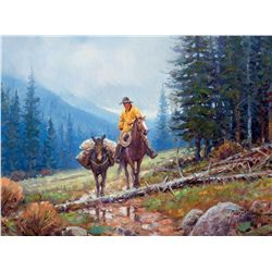 Mountain Man by Grelle, Martin