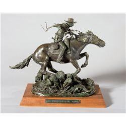The Winchester Rider by Scriver, Bob