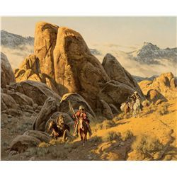 Jedediah's Trek by McCarthy, Frank