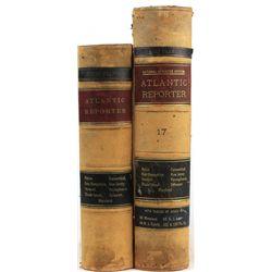 The Atlantic Reporter Volumes 1-126 (missing 63)