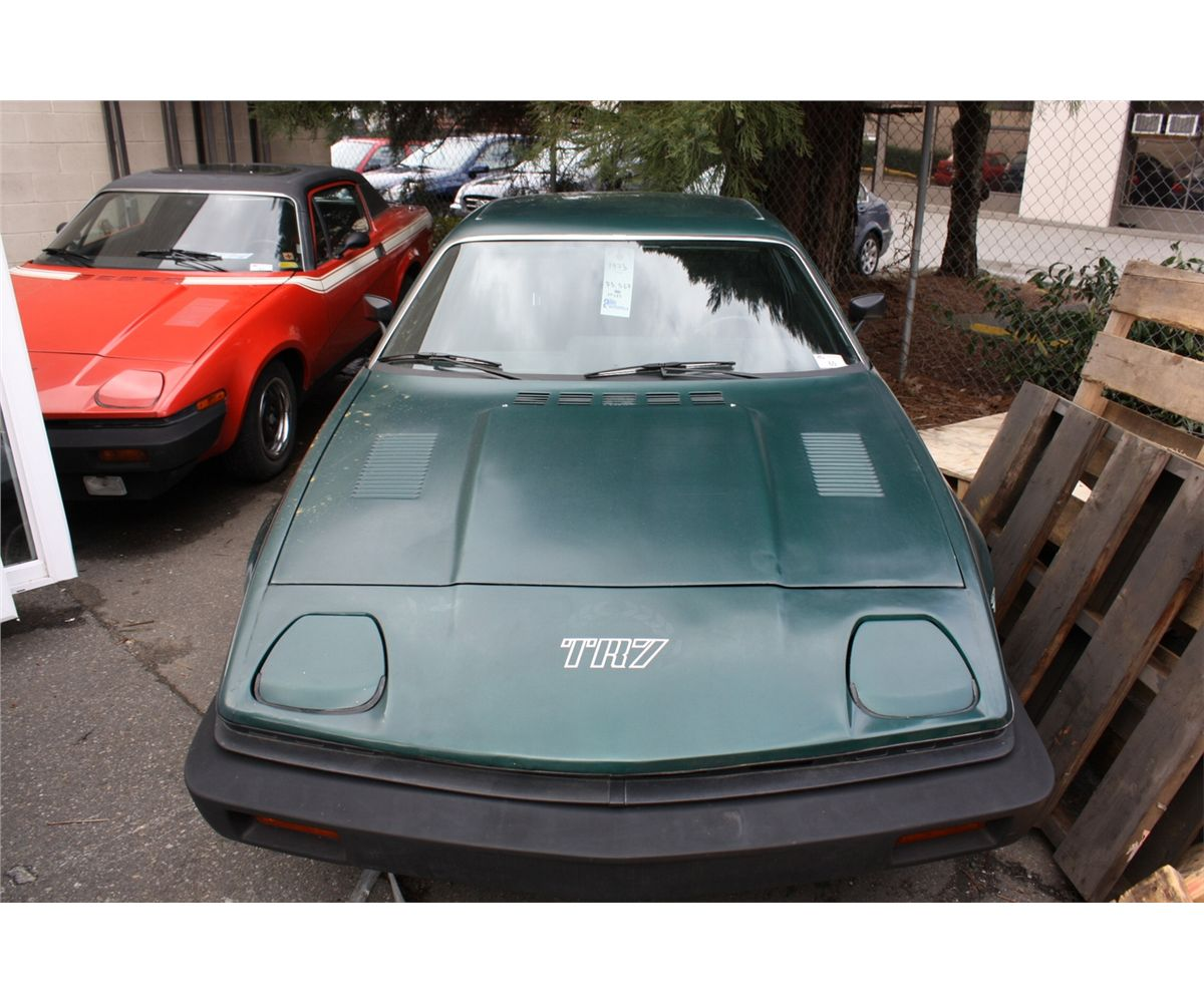 1975 Triumph Tr7 2dr Sport Green Vinacl764u