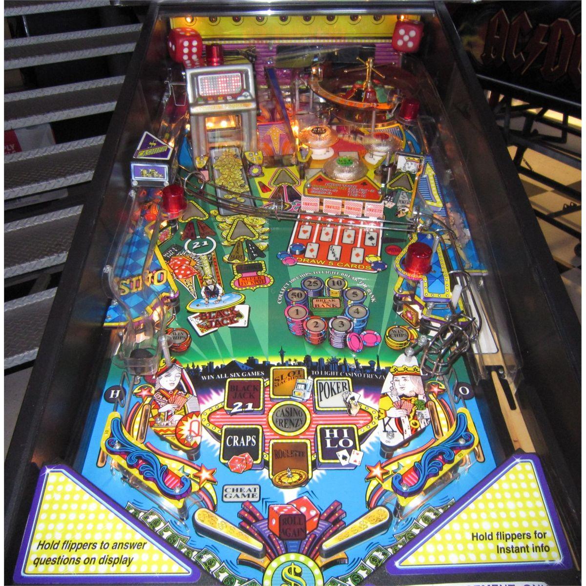 Casino pinball machine free download casino slot machine games