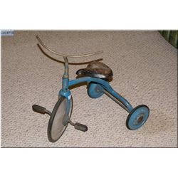 Childs vintage tricycle