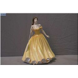 Royal Doulton figurine Elizabeth from the Classics series HN4426, note hand signed