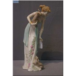 Royal Doulton figurine from the Impression series, Tender Greeting HN4261