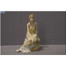 Royal Doulton figurine from the Impression series  Sunrise  HN4199