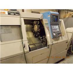 Mazak SQT 15M CNC Lathe w/ C-Axis live milling