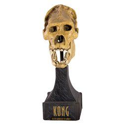 Weta Workshop King Kong Skull Model