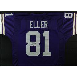 75350ba3 Carl Eller Signed Vikings Jersey Inscribed