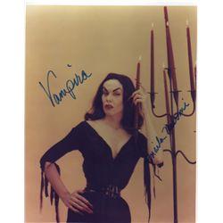 Maila Nurmi  Vampira  Signed 8x10 Photo