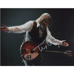 Tom Petty Signed 8x10 Photo