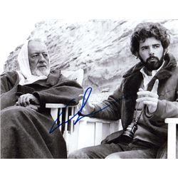 "George Lucas ""Star Wars"" Signed 8x10 Photo"