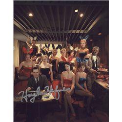 Hugh Hefner  Playboy  Signed 8x10 Photo