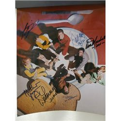 "The Cast of ""Land of the Giants"" Signed 11x14 Photo"