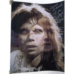 "Linda Blair ""The Exorcist"" Signed 11x14 Photo"