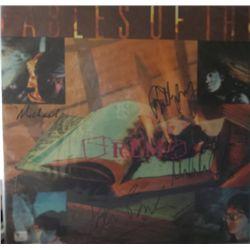 """""""REM"""" Band Signed LP"""